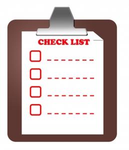 Wintertour Checkliste