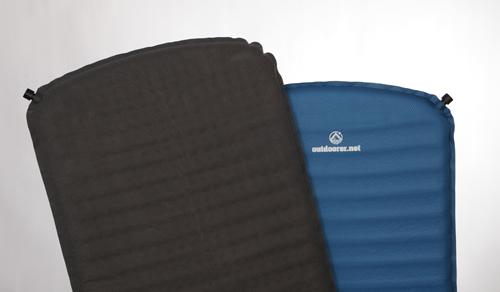 Die ultraleichte, selbstaufblasende Isomatte für mehr Komfort beim Trekking