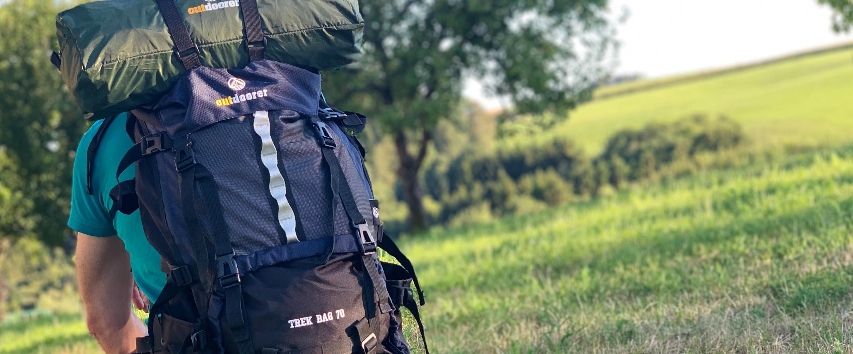 trekkingrucksack, outdoorer