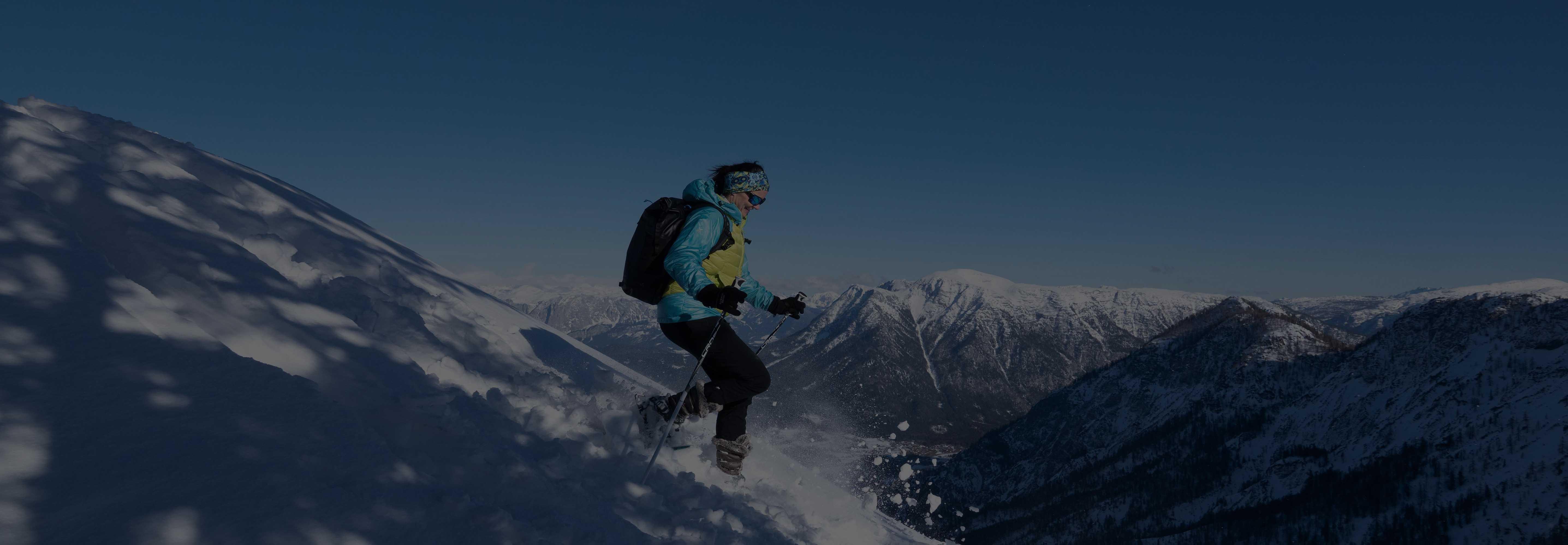 Skirucksack, mapuera Escuro Rucksack für Skifahren