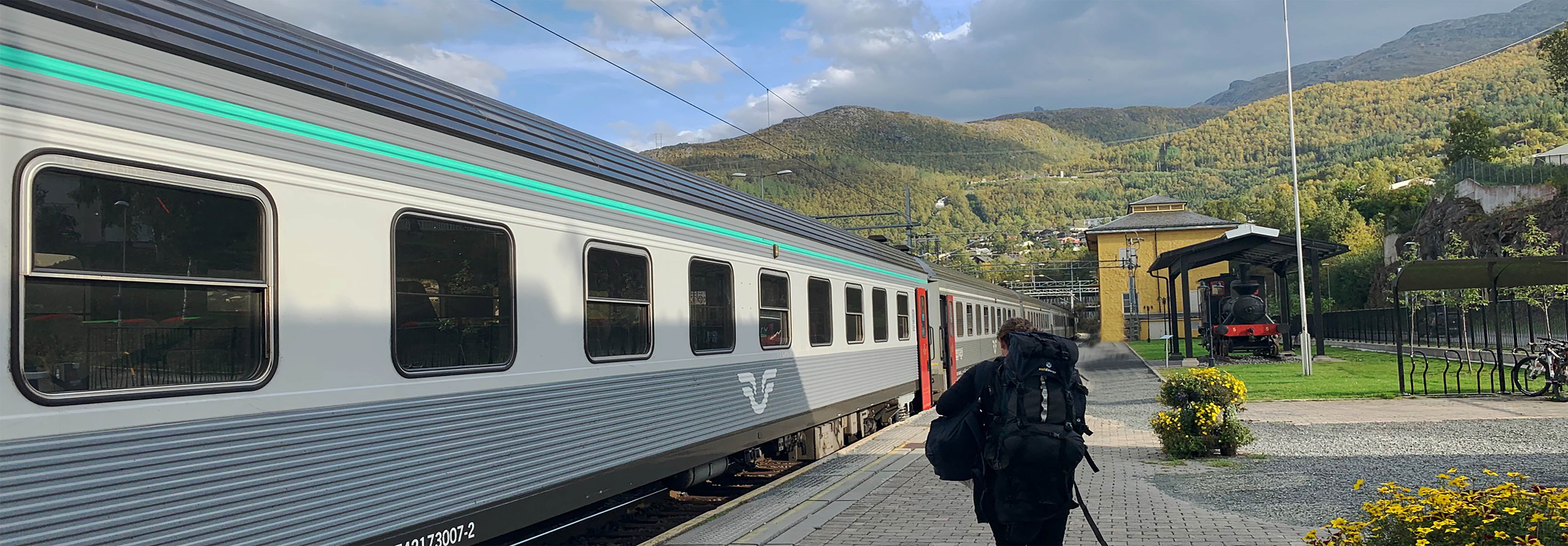 Interrail Rucksack, outdoorer Trekkingrucksack