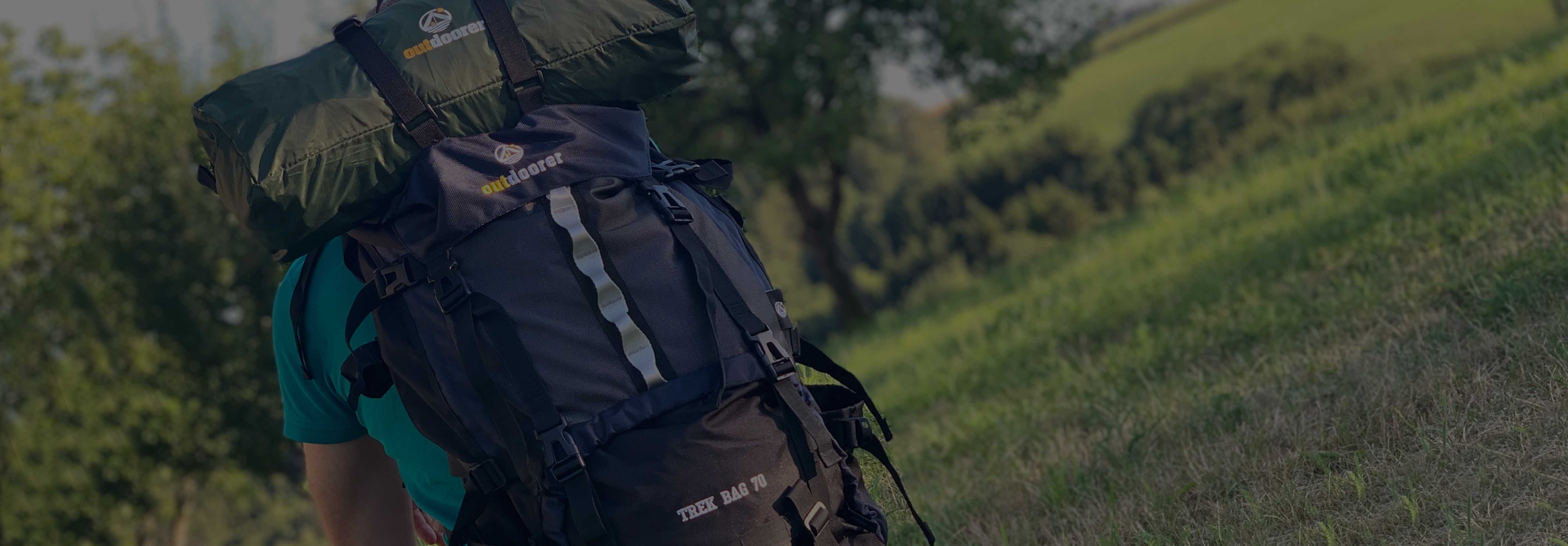 Trekkingrucksack, outdoorer Trek Bag 70