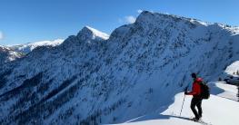 Wintertour Wandern